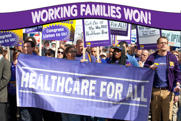 SEIU RNs believe that direct    engagement and involvement of our Healthcare Team develops leadership, protects our practice and patients, advances the mission of quality and affordable healthcare for all.
