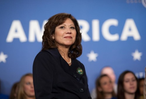 Hilda Solis for America!